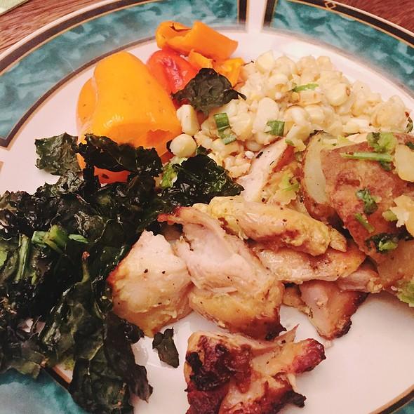 Dinner @ My Kitchen