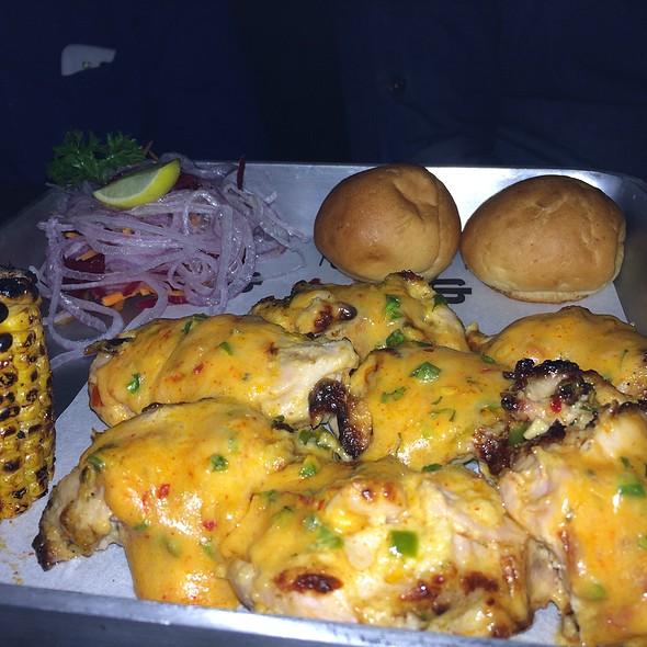 Lazaniya Chicken @ Glocal Junction