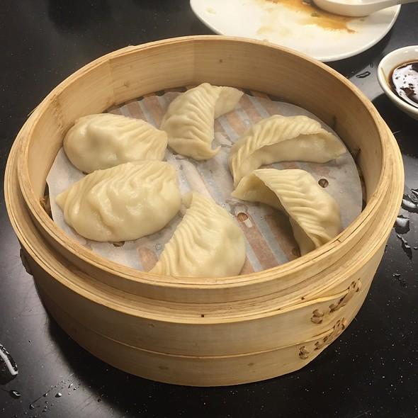 Fish Dumplings @ Din Tai Fung