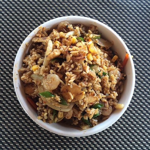 Mongolian Grill Lunch Bowl @ Manila Polo Club