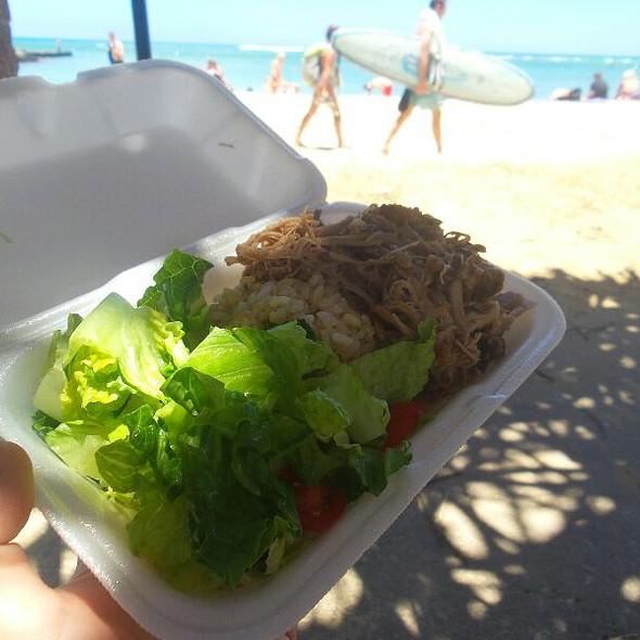 Kalua Pig @ Waikiki Beach