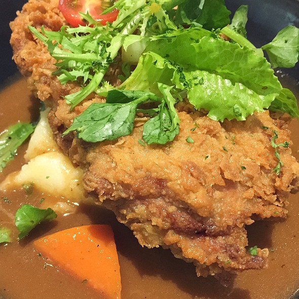 buttermilk fried chicken @ Nosh