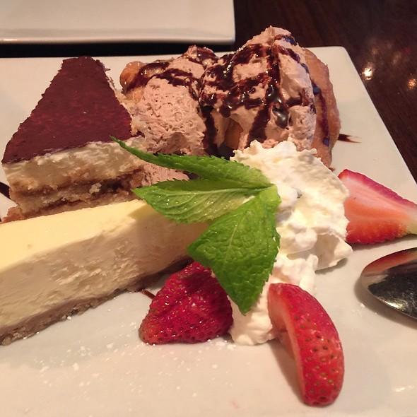Free Dessert: Tiramisu, Cream Puffs, Cheesecake @ Club A Steakhouse