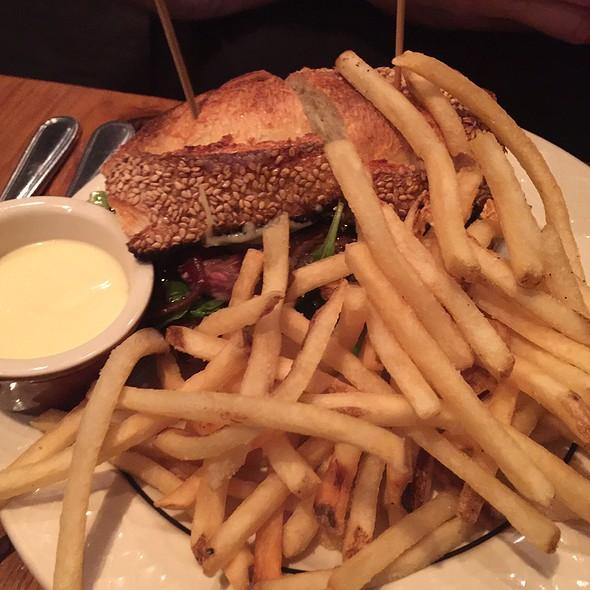 Steak Sandwich @ Barbuzzo