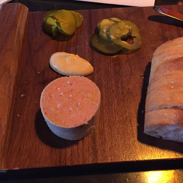 Pork Rillette @ Ugo's Chicago