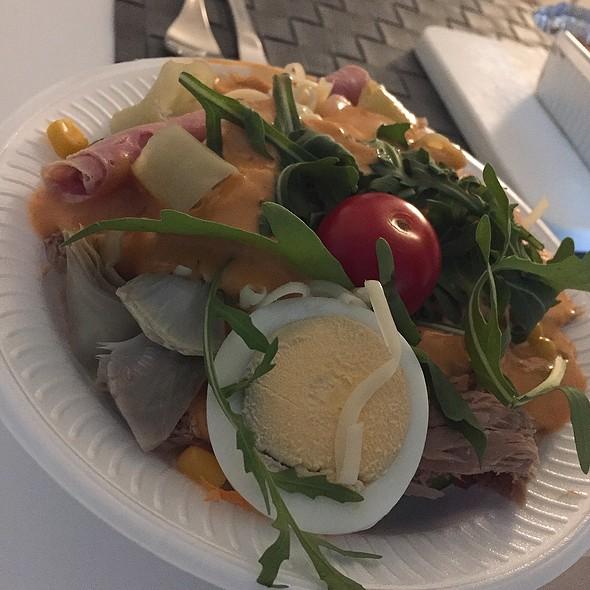 Capricciosa Salad
