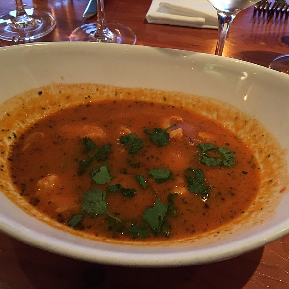 Spicey Seafood Stew - Passionfish, Pacific Grove, CA
