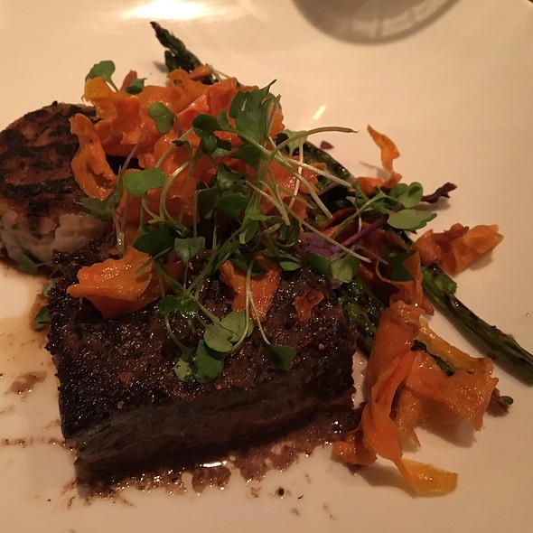 Wagyu Ultra Prime Beef - Passionfish, Pacific Grove, CA