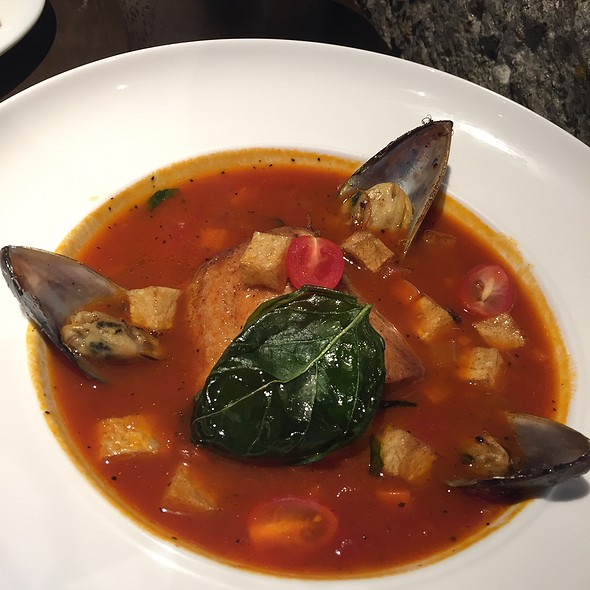 Pan Seared Butterfish @ Bow Wow Cafe