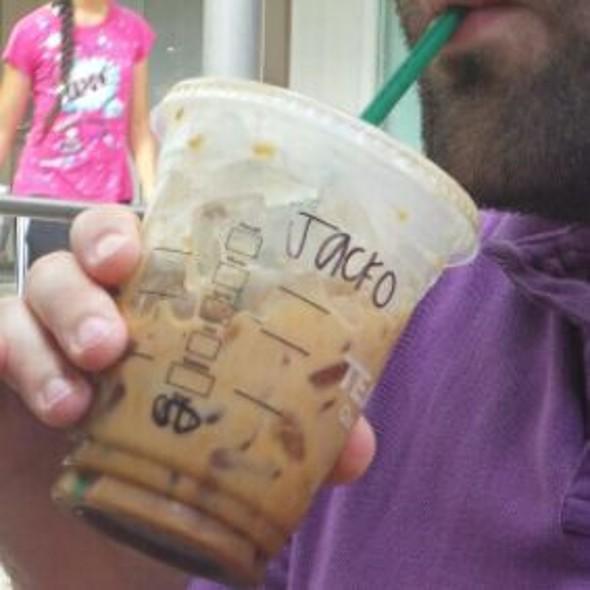 Vanilla Iced Coffee @ Starbucks Ala Moana