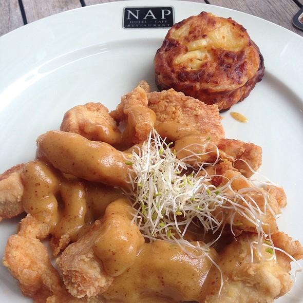Juttersvondst @ Restaurant NAP