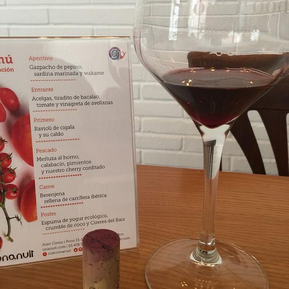 Last Wine @ Ona Nuit