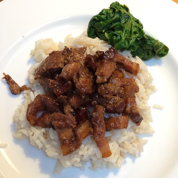 Braised Pork Belly @ My Best Home Cooking