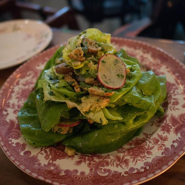 Butter Lettuce Salad @ St. Jack
