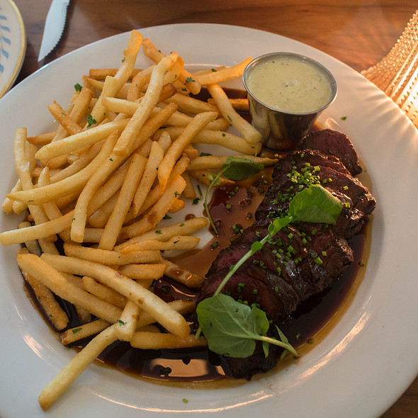 Steak And Fries @ St. Jack