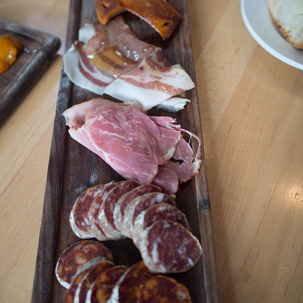 Spanish Charcuterie Board @ Olympic Provisions Northwest