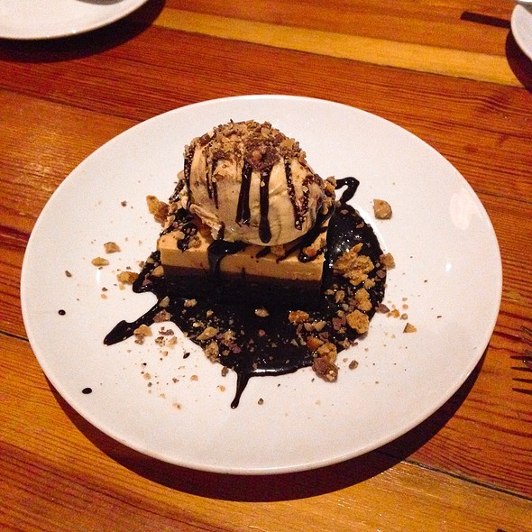 Peanut Butter Brownie @ The Grocery