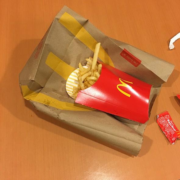 Fries @ McDonald's