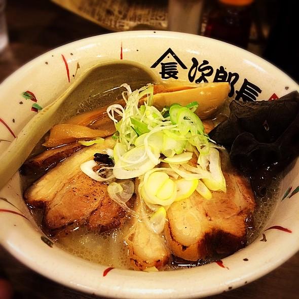 Char Siu Ramen @ 吉山商店 札幌ラーメン共和国店
