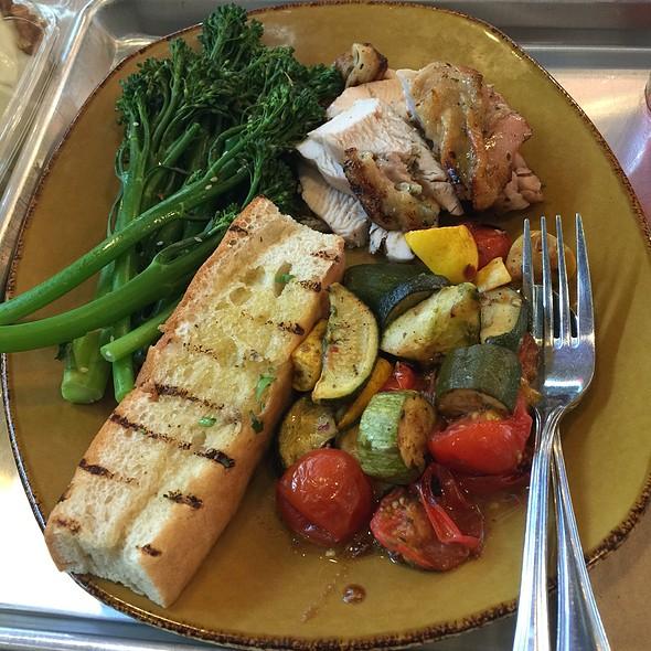 Urban Plates Menu - Foodspotting