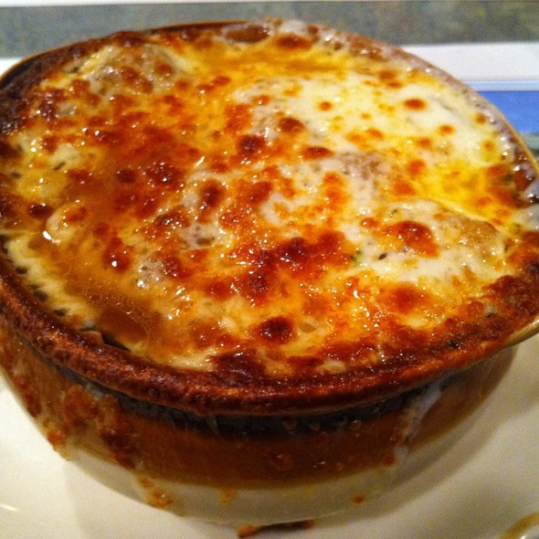 French Onion Soup @ McLean Family Restaurant