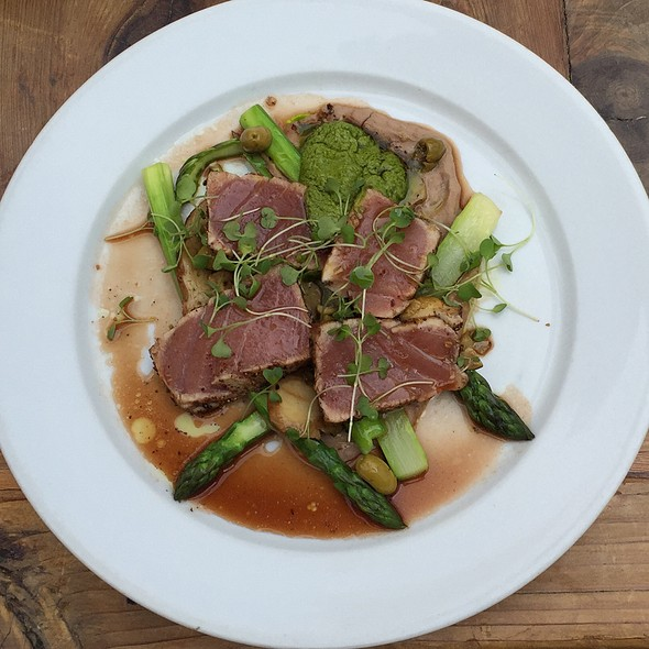 Pacific Seared Tuna