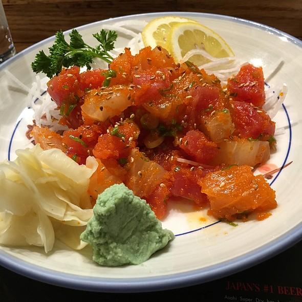 Shashimi Salad @ Sushi Misoya