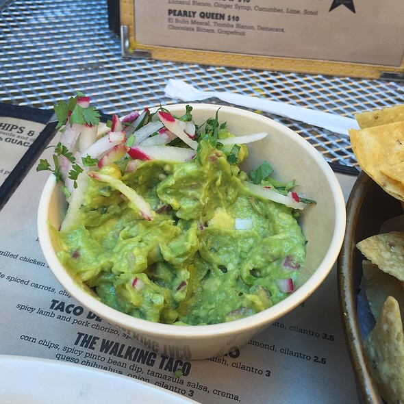 Chips and Guacamole @ Big Star