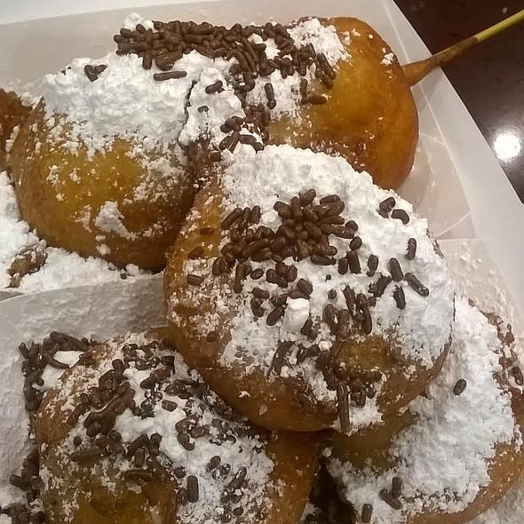 Deep Fried Twinkies and Oreos @ Mermaid's Casino