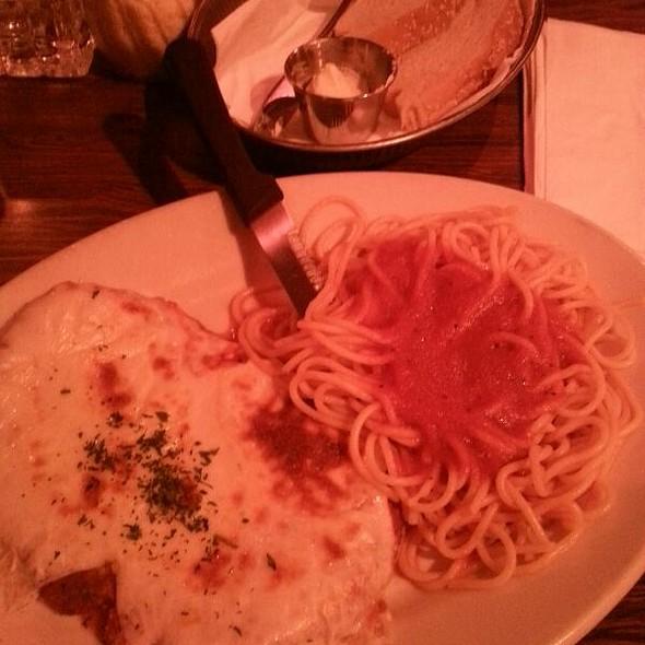 Veal Parmigian - Anthony's Restaurant, Kansas City, MO
