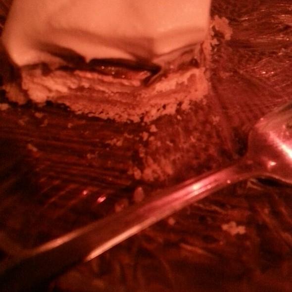 Four Layer Dessert - Anthony's Restaurant, Kansas City, MO