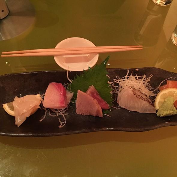 Chefs Selection Of Sashimi