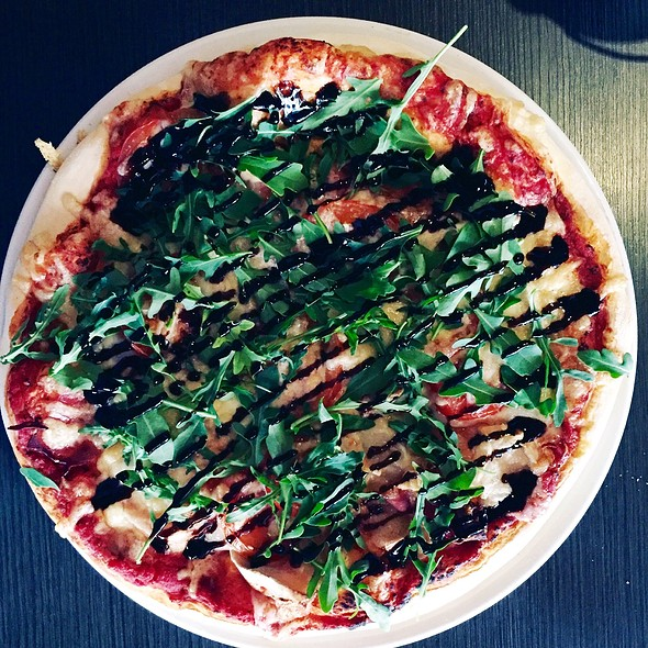 Pizza @ Santa Fe