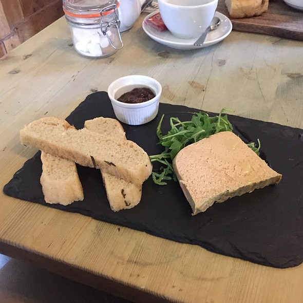 Chicken Liver Parfait @ The Crown