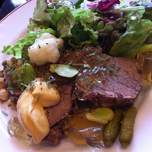 牛肉のゼリー寄せ @ ブラッスリー ラ クラス 横浜ランドマークプラザ店