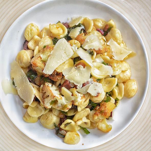 Cauliflower Orecchiette