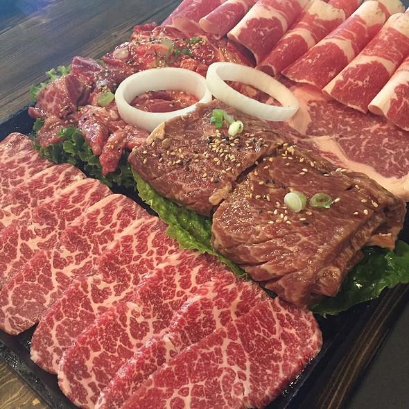 Beef @ 678 Korean Bbq