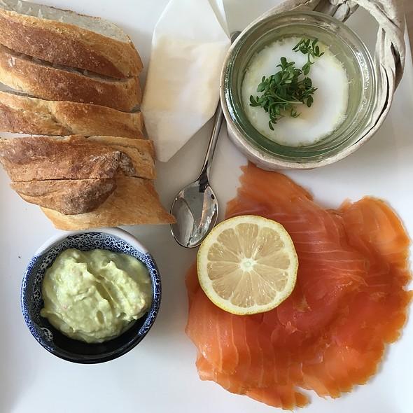 Posh Breakfast @ COCOQUADRAT - Wiens erstes Coworkcafe