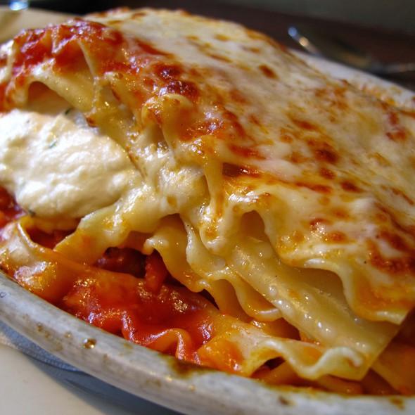 Lobster Lasagna - Lasagna Restaurant, New York, NY
