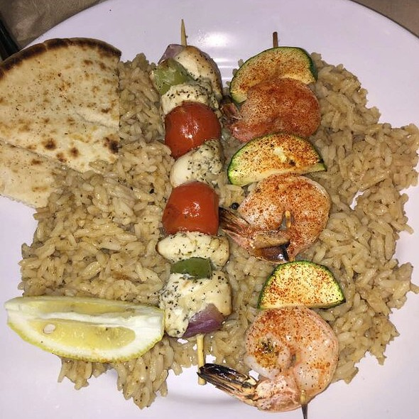 Zoes Kitchen Salmon Kabob zoe's kitchen menu - houston, tx - foodspotting