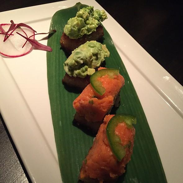 Koi Crispy Rice Tuna And Avocado - Koi, West Hollywood, CA