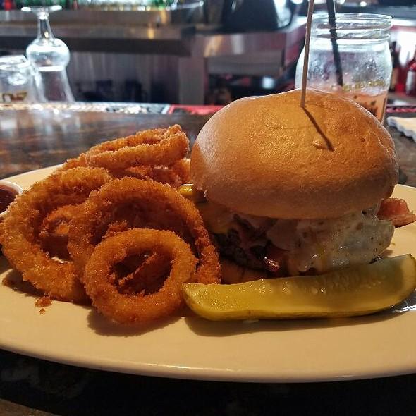 Breakfast Burger @ Nicky Rottens