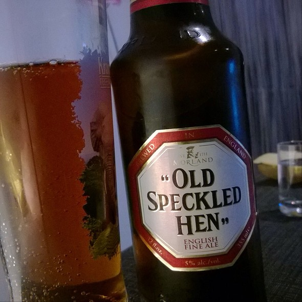 Old Speckled Hen @ Home Sweet Home Sir Aqua