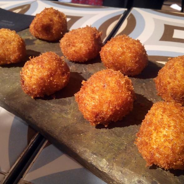 Iberian Ham Croquettes @ Huerta de Carabaña