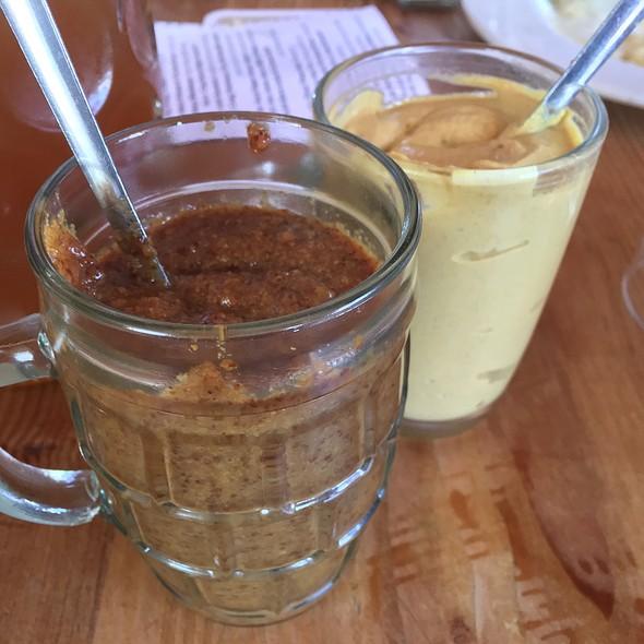 Spicy And Sweet Mustards - Speisekammer, Alameda, CA