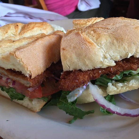 Wiener Schnitzel Sandwich - Speisekammer, Alameda, CA