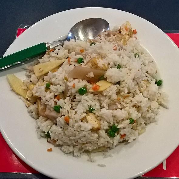 Fried Rice Buddah @ Noodle Noodle
