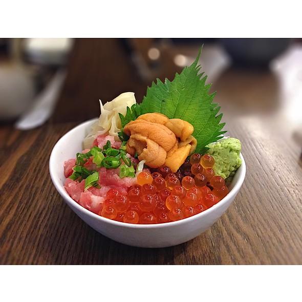 Mini Sanmi Don @ Ichiro Sushi Bar