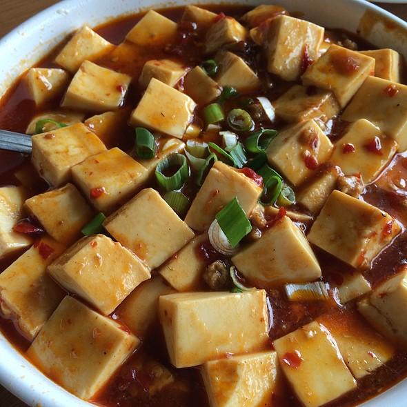 Ma Po Tofu @ Sue's Kitchen