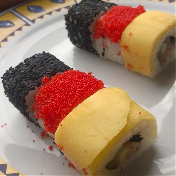Today Sushi @ Home Sweet Home Sir Aqua